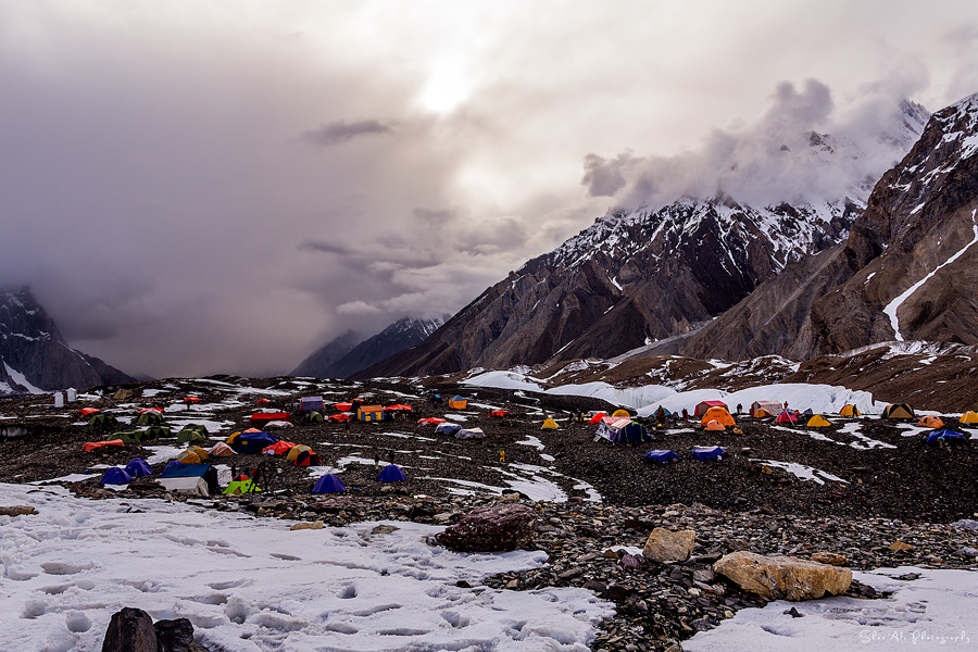 Concordia & K2 Base Camp Trek - Karakoram Adventure Holidays