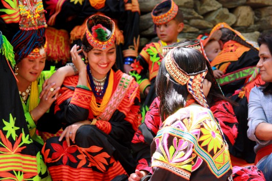Kalash Valley
