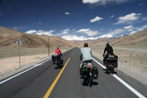 Biking tour to Skardu , hunza and Karakoram Highway with karakoram adventure holidays at www.kahtours.com
